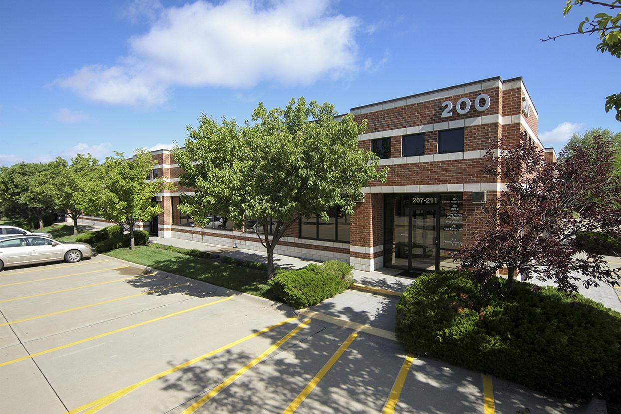 Anderson Management North Rock Business Park in Wichita, KS