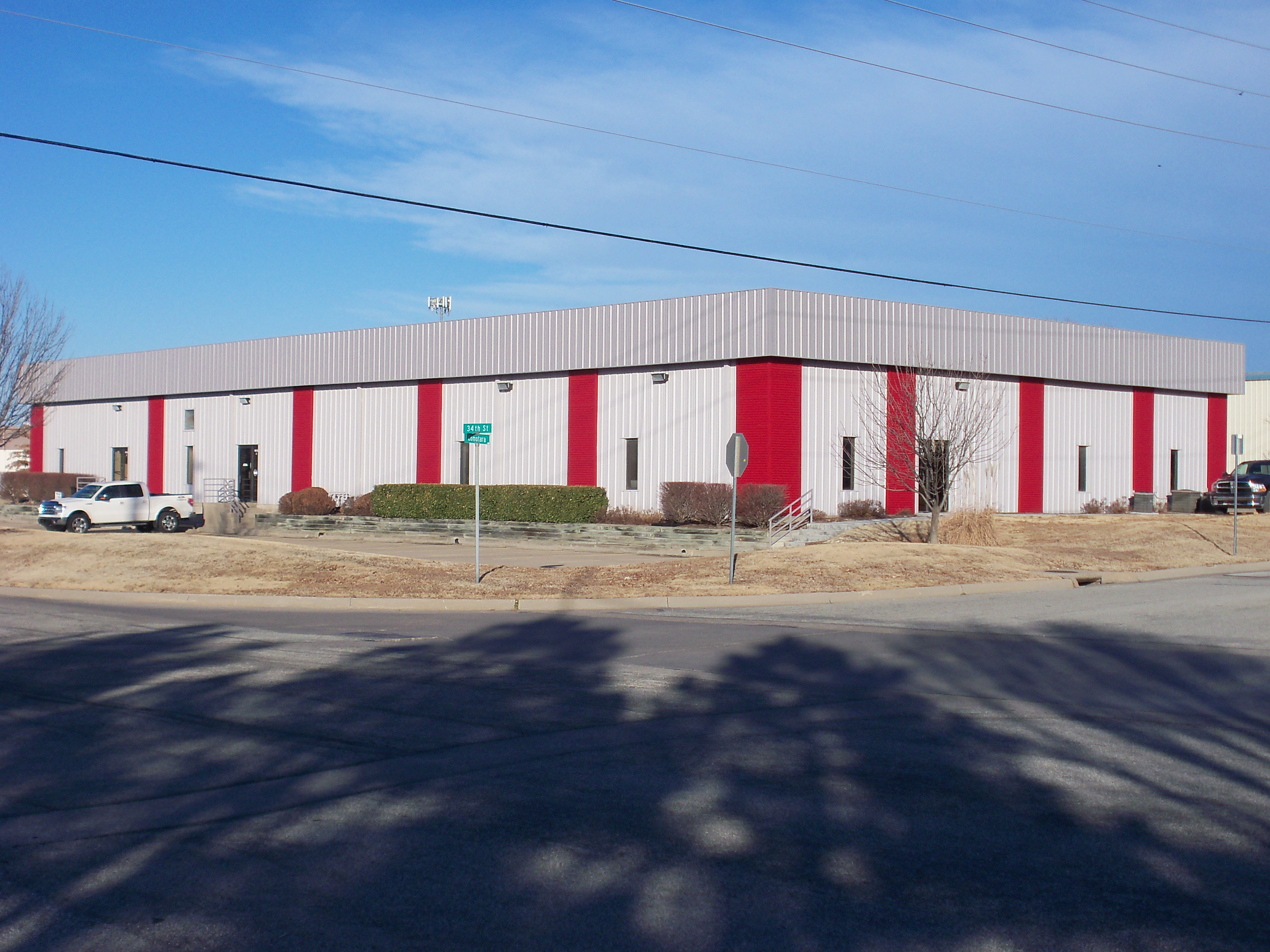 Northeast Wichita Warehouse space