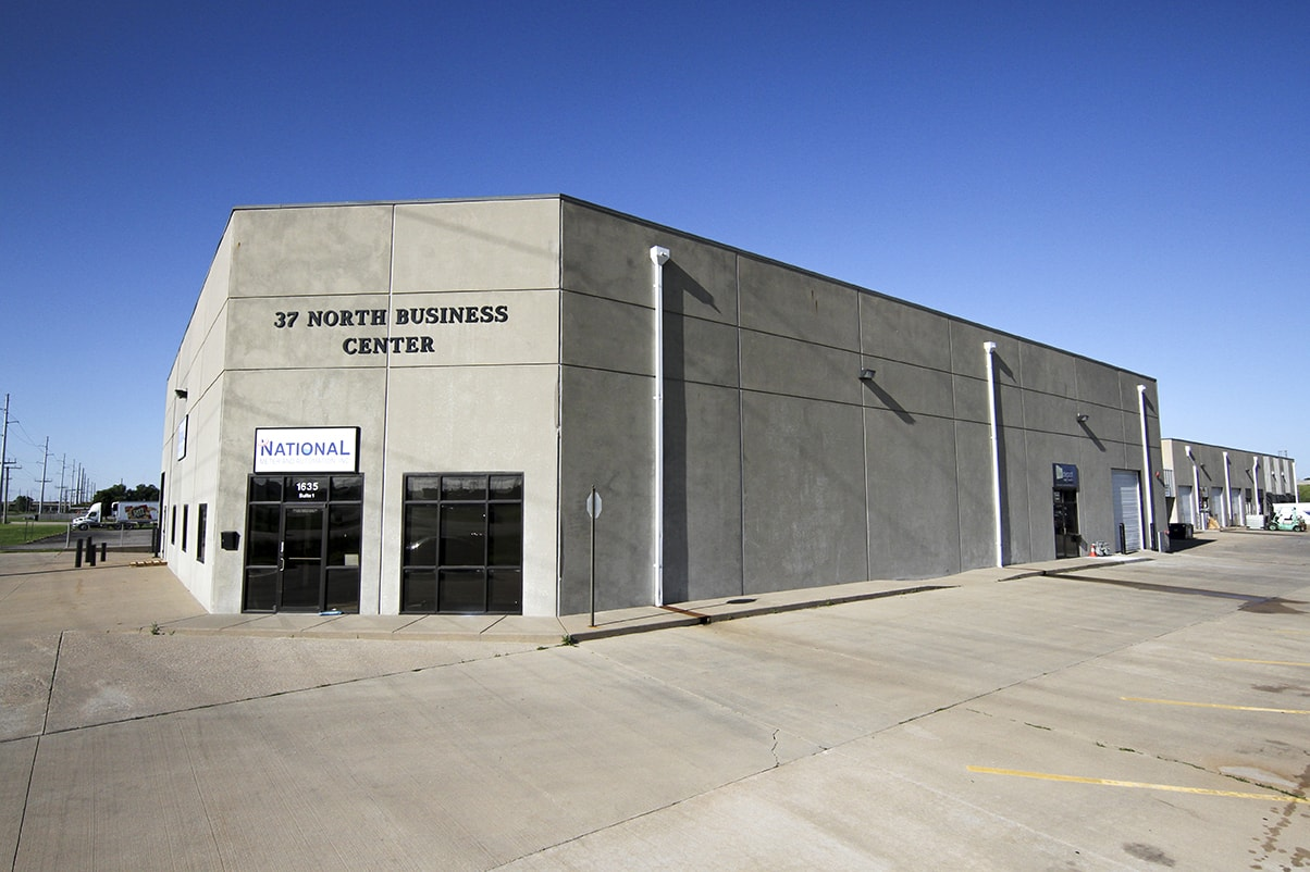 north wichita warehouse space