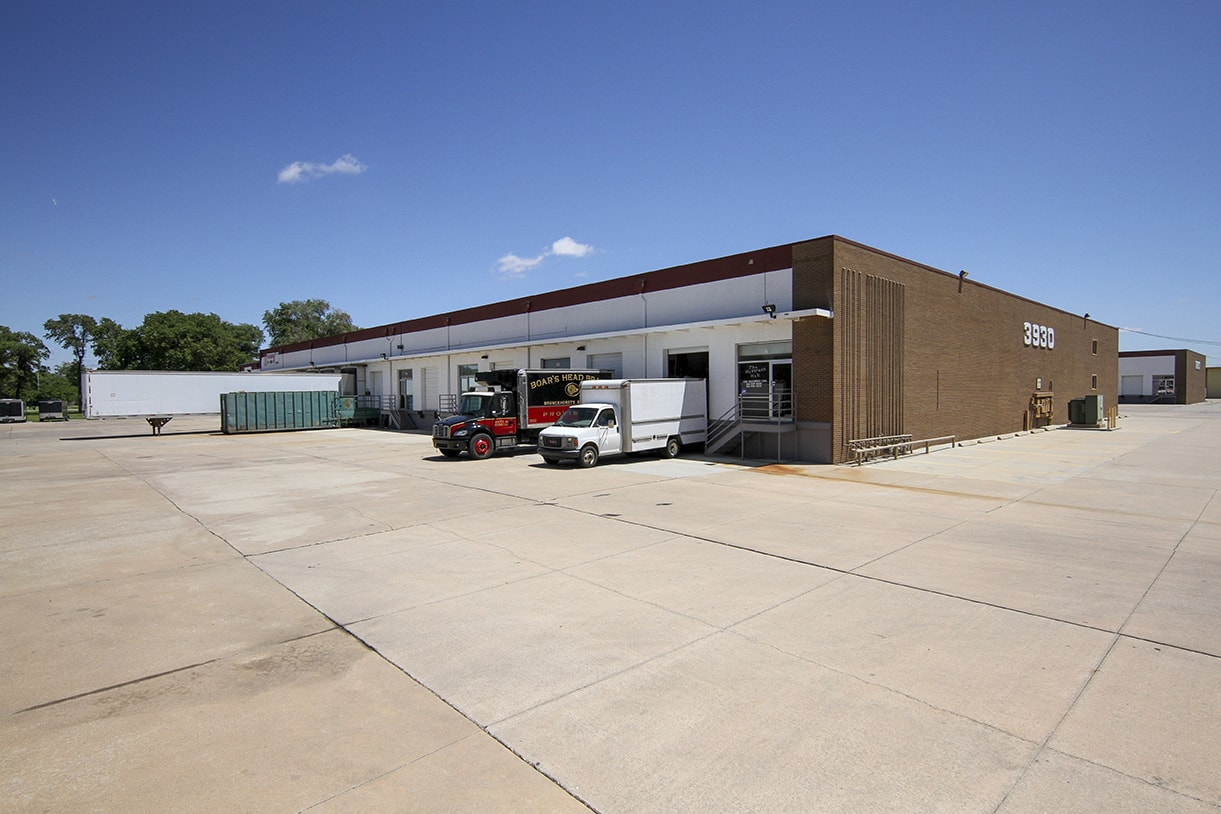 Anderson Management 29/West Business Park in Wichita, KS