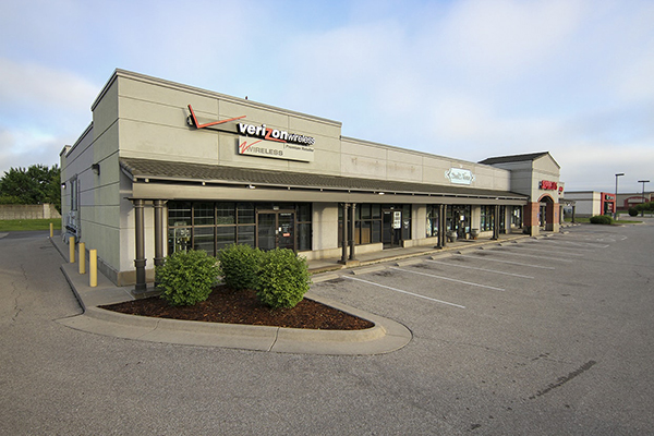 Anderson Management retail space for rent in Andover, KS.