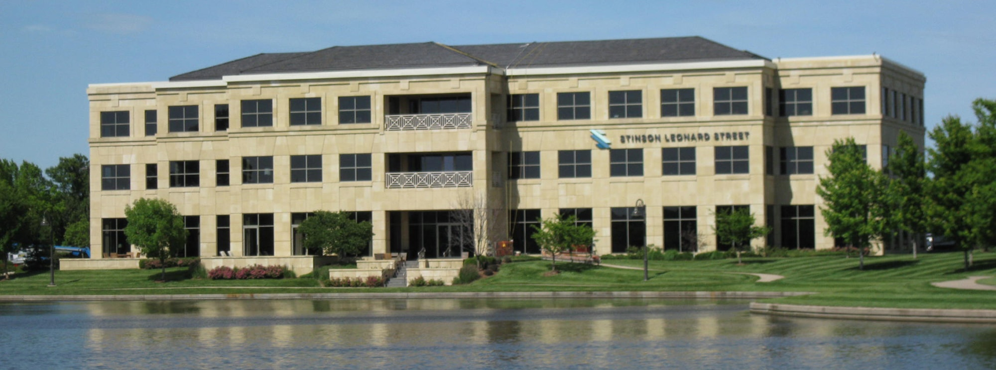 Wichita Waterfront office space