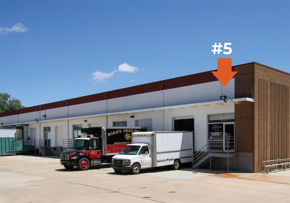 29 West Business Park #5