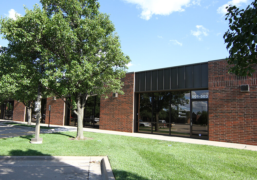 Northrock Business Park Building 500